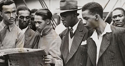 Indenture to Windrush - Oral History Panel