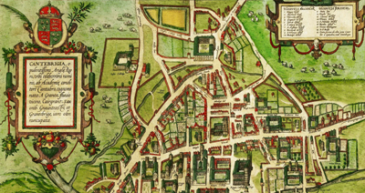The 'Digital Thematic Deconstruction' of early modern urban maps and bird's-eye views