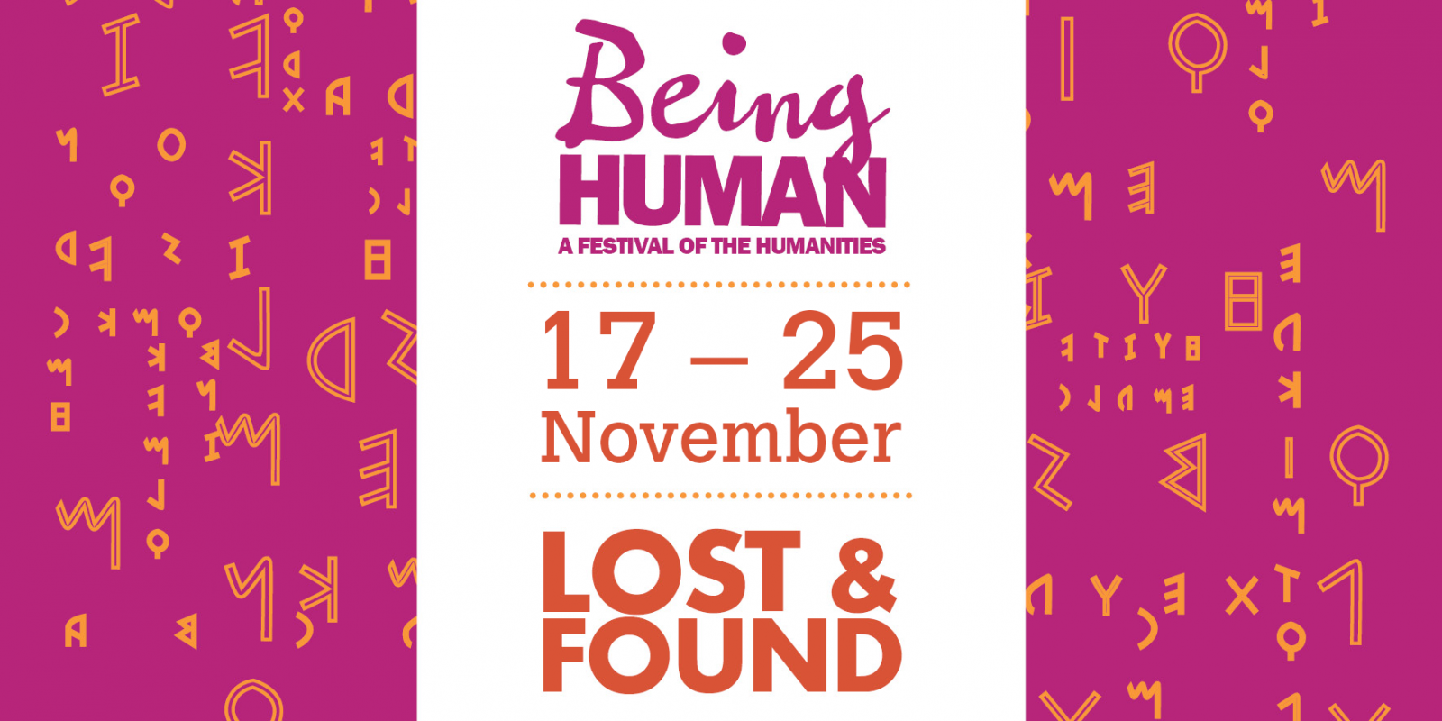 Being Human 2017 - Lost and Found